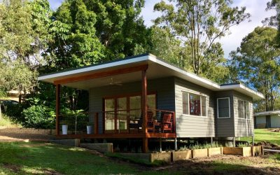 Granny flat – Camp Mountain