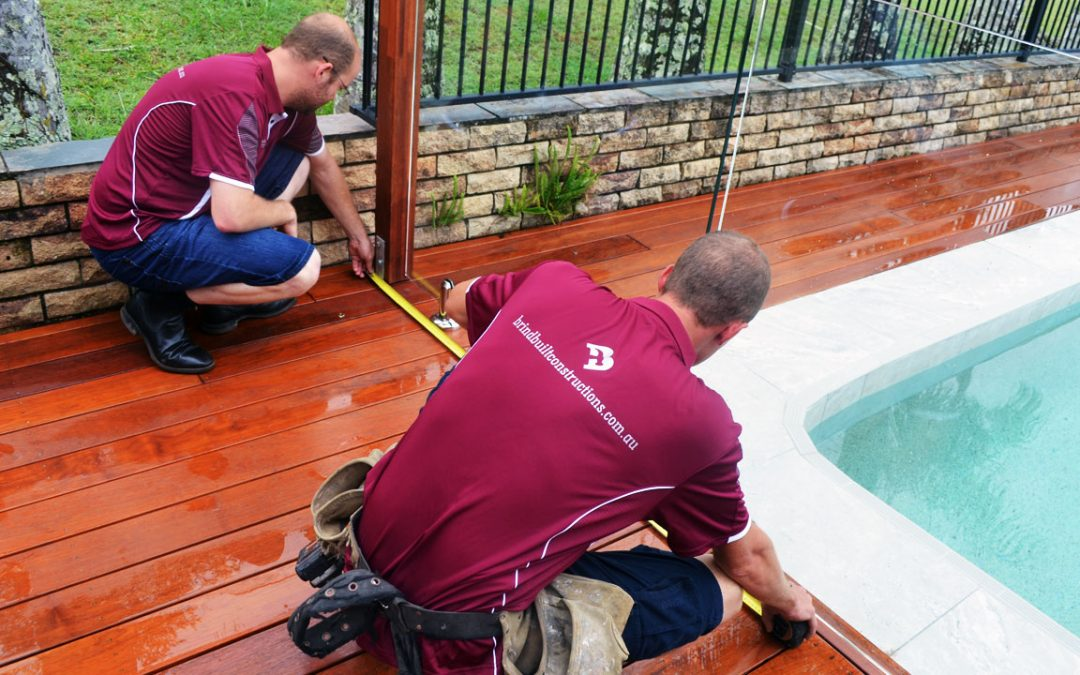 Deck Construction Qualified Builder – Mitchelton, Samford, Ashgrove